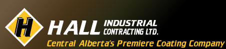 Hall Industrial Contracting, Alberta's leader in sandblasting, painting and coatings and other corrosion protective services.